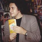 19880831 wp Gene Simmons + Hoppárézimi