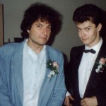 1992 VI. 6-án Laár András vollt az esküvïi tanum